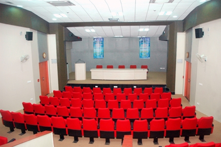 Auditorium Inside view