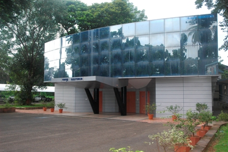 Auditorium front view
